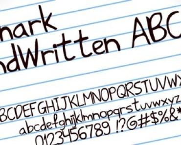 Desainer Harus Punya Font Tulisan Tangan (Handwriting) Ini!